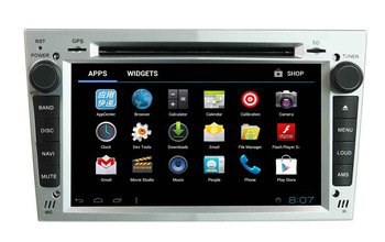 Wholesale Opel Astra/Corsa/Zafira car radio gps with dvd/cd/bluetooth/ipod/tv/gps/3g/wifi/andorid! newly!