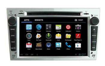 Wholesale Opel Astra/Corsa/Zafira car radio gps with dvd/cd/bluetooth/ipod/tv/gps/3g/wifi/andorid! newly!