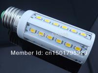NEW E27 12W 42 LED 5730 1260LM Warm White Cool White LED Bulb Lamp 110V / 220V/AV ( Free delivery / warranty 2 years )