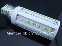 NEW E27 12W 42 LED 5730 1260LM Warm White Cool White LED Bulb Lamp 110V / 220V/AV ( Free delivery / warranty 2 years )