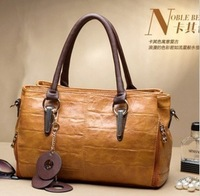 Women's handbag 2013 female bags women messenger bags genuine leather handbags large