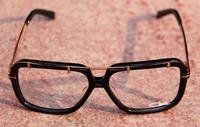 Free shipping Cazal sunglasses kream