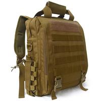 Outdoor backpack casual fashion big backpack messenger bag 14 laptop bag one shoulder bag men waterproof