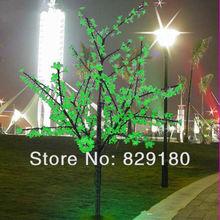 540 leds H: 1.5m shining led cherry tree light(China (Mainland))
