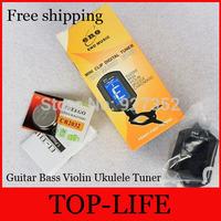 ET-33 ET-33 Guitar Turner New Sale ENO Clip On Guitar Bass Violin Ukulele Tuner LCD Screen popular ET-33