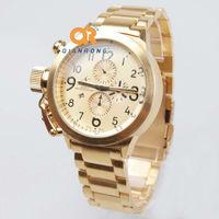 TOP Quality SPEATAK men's sports style Quartz watches Luxurious gold big dial calendar designer wrist brand watches