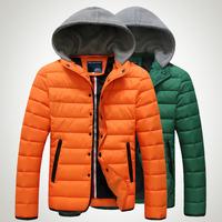Men's clothing base 2014 new men's cotton padded winter coat male Mianfu male cotton padded jacket