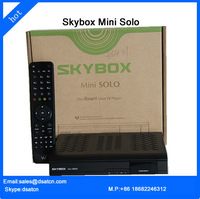Original Skybox MINI Solo Linux Enigma2 BlackHole 1.7.9 DVB-S2 Satellite Receiver Support CCCam Newcam Youtube Free Shipping