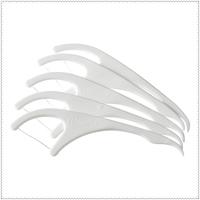 50pcs/lot Ultrafine cleanpik dental flosser stick dental flosser sign wool independent packing