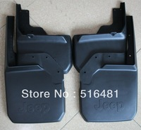 Mud Flaps Suitable for  2008-2013 Wrangler Mud Flaps Splash Guards 4pcs