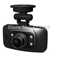 Amberalla GS8000 Original Car DVR 1080P DVR Full HD GPS 170 degrees wide Angle 2.7inch LCD G-Sensor night vision Free Shipping