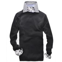 Mrfrak male sweater 2013 sweater tidal current male sweater pullover sweater men's long-sleeve