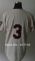 Free Shipping #3 Harmon Killebrew Throwback Men's Baseball Jersey,Embroidery and Sewing Logos,size M--3XL,Accpet Mix Order