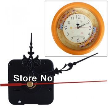 2PCS/Lot Quartz Clock Movement Mechanism DIY Repair Tool + Hands(China (Mainland))
