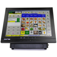 Gs-3028 touch screen cash register machine ordinazione machine