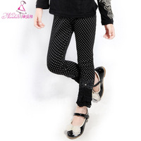 3 4 5 6 7 8 9 10 children's Clothing Female Child Autumn and winter 2013 legging Child trousers
