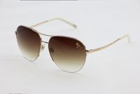 New arrival fashion tf3029b gold sun glasses diamond dragonfly Women sunglasses Fashion charm accessories