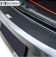 Carbon fiber car modification sticker Volkswagen Golf 6 / GTI scratch-resistant after bumper sticker protection