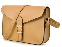 Free shipping  2013 fashion women messenger bags cross body leather handbag lady satchel shoulder bags