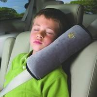 Child car safety belt cover shoulder pad set car plush cartoon safety belt shoulder pad pillow