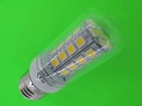 NEW Mini LED Corn Bulb  36 5050 SMD 7W 200V-240V/AC LED Light Cover E27 360 degree High Power Home Lamp  Free Shipping 5pcs/lot