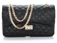 New arrival suede women's handbag 2013 plaid chain women's bags one shoulder handbag casual bag