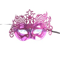 T2 Fancy Dress Masquerade Party Crown Mask Halloween Party Mask Fancy Masks Ball