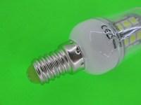 NEW  Mini  20 pcs/lot E14 27 LED 5050 SMD 5W High Power LED Corn Bulb White / Warm White LED Lamp 220V Shipping Free