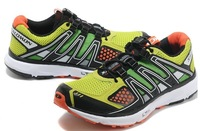 Free Shipping New 2013 Arrival Salomon Sport Shoes Running athletic shoes for men/women brand big Size:36-46