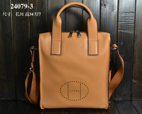 2013 world famous men's Leather Shoulder Bag Handbag