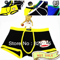 Free shipping 2013 Hot Sale  High Quality Moal men's  boxer underwear men's underwear sexy men boxers  L/XL/XXL