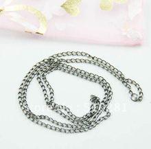 popular gunmetal chain