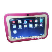 Factory direct price of Single Core Dual Camera 4GB Kids Study 7inch children tablet pc