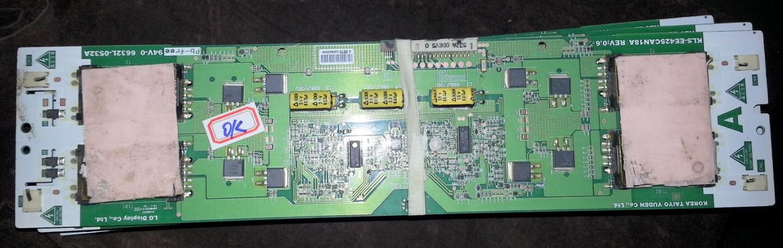 6632L-0580A KLS-EE42SCAN18B REV 0.2 LCD TV INVERTER(China (Mainland))