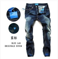 HOT!!! 2013 new arrival Men's jeans trousers,Leisure&Casual pants, Newly Style famous brand Cotton Men Jeans pants Free Shipping