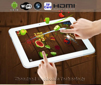 Free shipping: KNC MD816 8.0 inch Touch Screen Actions ATM7209 Quad Core, 1.5GHz Android 4.1 Tablet PC 1GB RAM 8GB ROM