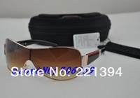 Wholesale New men sunglasses large frame sunglasses women sunglasses brand 4 Color