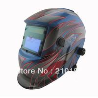 Solar Auto darkening filter welding helmet/face mask/Electric welder mask/caps for TIG MIG MMA welding machine