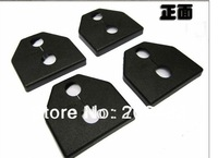 2009 2010 2011 2012 2013 Subaru Forester Door lock buckle protective cover decoration cover 4PCS/SET for