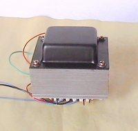 80w tube amplifier power transformer horizontal belt cover