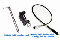 DREMEL Drill A grade Flexible Shaft Carvin pen,electric drill Hnaging hook & soft shaft for Dremel accessories