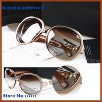 High-end designer women's polarized sunglasses 5141-H pearl polarized sunglasses with original gift box
