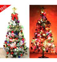 1.8 meters christmas tree bundle c lamp hoaxed