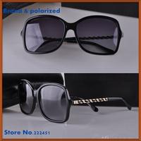 Brand designer polarized sunglasses for women big box chain drive polarizer brand sunglasses 5210 with original gift box