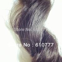 "3 Bundles Malay-sian Vir-gin Hair Weft Loose Wave 12""-28"" hu-man hair extension free shipping"