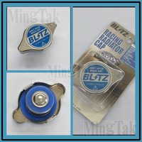 Brand New BIG Version Bli*z water  Tank covers Radiator Cap design Universal with High quality MT-Apexi-BLIT*-B