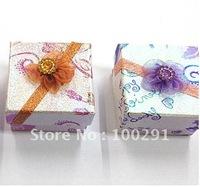 Free shiping!!The jewelry box wholesale/jewelry box 5cmx5cmx3cm