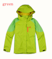 Free shipping 2013 fashion brand children's clothing Christmas gift outdoor winter sports ski suit jacket windproof winter coat