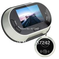 "3.5"" LCD Digital Door Peephole Viewer 170 Degrees Camera Photo Cam With Doorbell"
