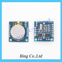 FREE SHIPPING Tiny RTC I2C modules 24C32 memory DS1307 clock